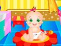 Укрась ванную для малышки Рози