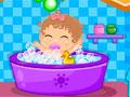 Сделай ванную для малыша