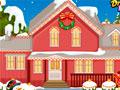 Украшение новогоднего дома