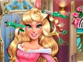 Прическа принцессы Авроры