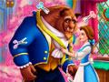 Принцесса Белль убирается