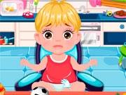 Успокой плачущего ребенка