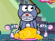 Съешь сыр у кошки