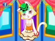 Мисс кошечка-принцесса