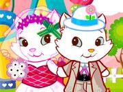 Свадебные наряды для кошек