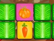 Карточки с овощами