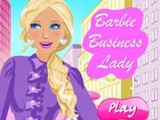 Барби бизнес-леди