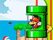 Марио лопает шарики