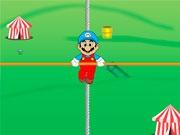 Марио на канате