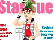 Дьюс Горгон на обложке журнала