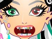 Вылечи острые зубки