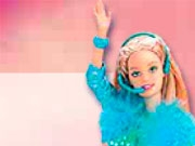Барби в образе поп-звезды