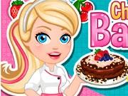 Шоколадный чизкейк от Барби
