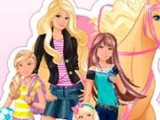 Веселые игры с Барби