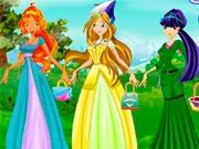Феи-принцессы Винкс