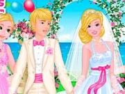 Барби и принцесса выходят замуж