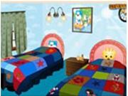Детская комната для двоих ребятишек