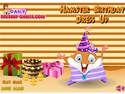 День рождения хомяка