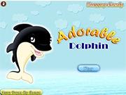 Чудесный цирковой дельфин