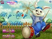 Веселый заяц наряжоха